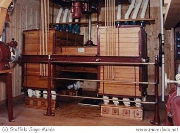 Stoffels Säge-Mühle Hohenems