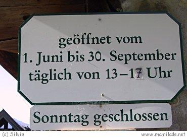 Bauernhausmuseum Hinterobernau Kitzbühel