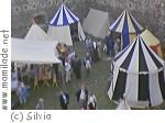 Mittelalterfest auf Burg Lockenhaus