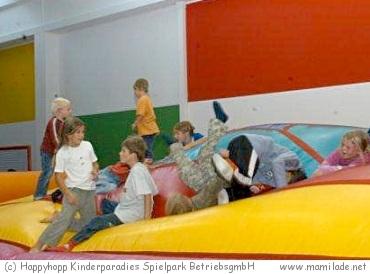 Happyhopp Indoorspielplatz Mooswinkl, Vomp