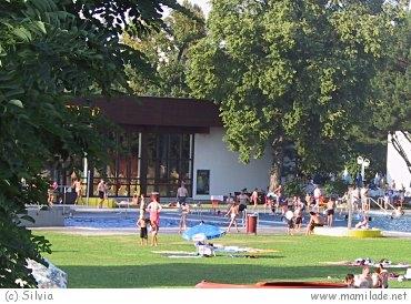 Sommerbad Badearena Krems