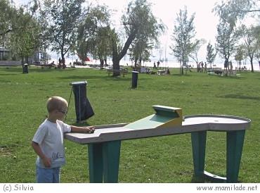 Pit Pat  im Seepark Weiden am See