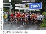 Pfänder in Bregenz: Pfänderlauf