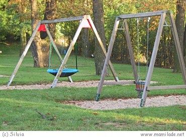 Spielplatz Kalvarienberg in Neusiedl am See
