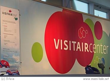 VISITAIR Center am Flughafen Schwechat