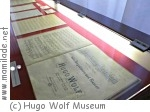 Hugo Wolf Museum in Perchtoldsdorf