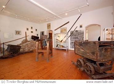 Tiroler Bergbau- und Hüttenmuseum Brixlegg