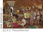 Schutzengel-Malworkshops in Podersdorf im Seewinkel