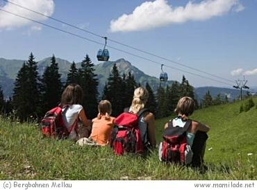 Bergbahnen Mellau im Bregenzerwald