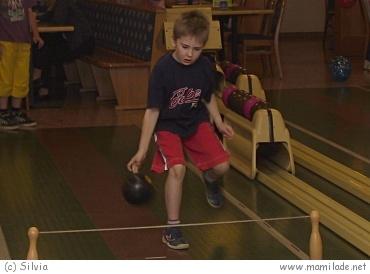 Kindergeburtstag bei den Kegelbahnen Seibold