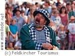 Gauklerfestival in Feldkirch