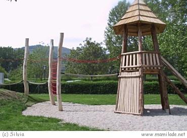 Spielplatz in Mautern