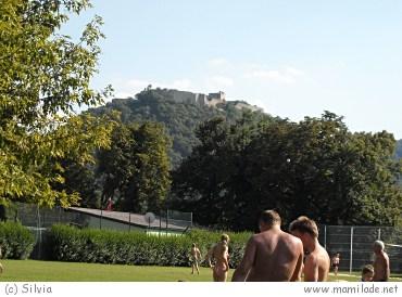 Bergbad Hainburg