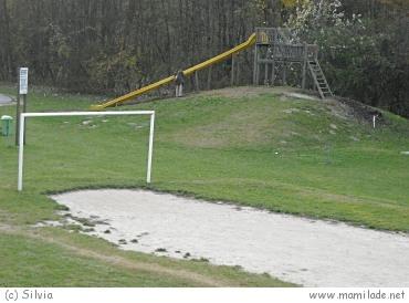 Spielplatz in Groß Enzersdorf