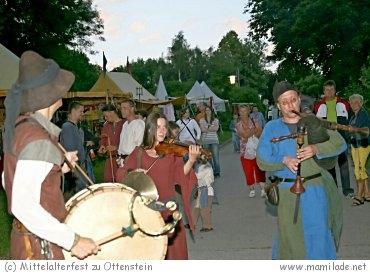Mittelalterfest zu Ottenstein