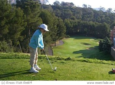 Golf Eichenheim, Kitzbühel: Green-Vieh Golfcamps für Kinder