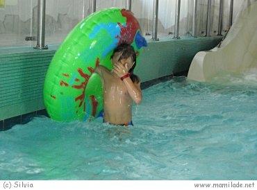 Kindergeburtstag im Dianabad