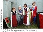 Historisches Stadtfest in Güssing