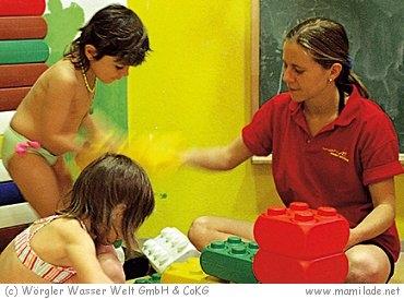 """Erlebnisbad Wörgler Wasserwelt """"Wave"""""""
