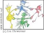 Die Ohrwürmer - Kindermusical in Mödling