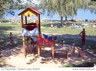 Strandbad Neufelder See