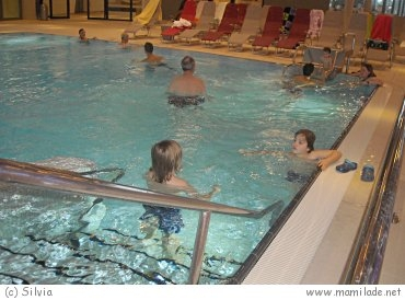 Thermalbad Oberlaa - Therme Wien