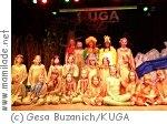 "Kindermusical ""Die Geggis"" in der KUGA in Großwarasdorf"