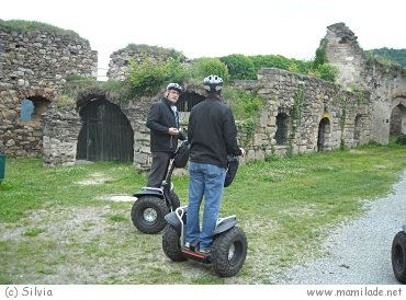 Kamptal Segway Tour in Gars am Kamp