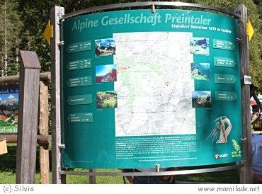 """Erlebnis Wanderweg """"Wilde Wasser"""" in Schladming"""