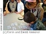 Detektivworkshop im Literaturhaus Mattersburg