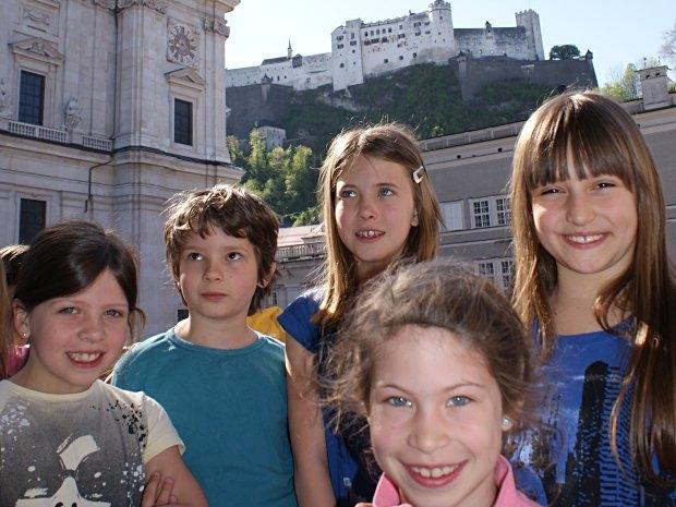 Residenz zu Salzburg (c) Salzburger Burgen & Schlösser
