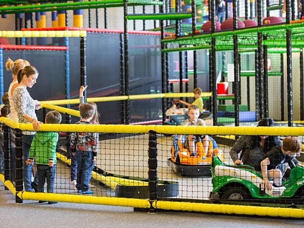 Go-Kart - SPIELFABRIK Indoorspielplatz in Dornbirn