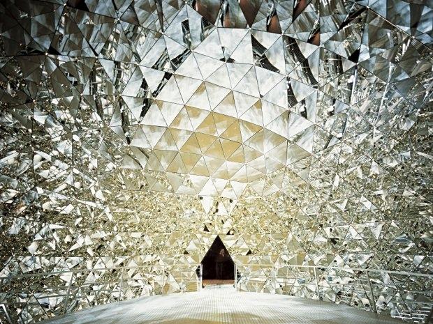 Swarovski Kristallwelten - Kristalldom