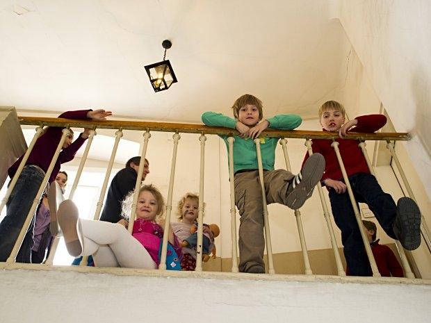Kinderbetreuung im Theater in der Josefstadt - Kinder aktiv