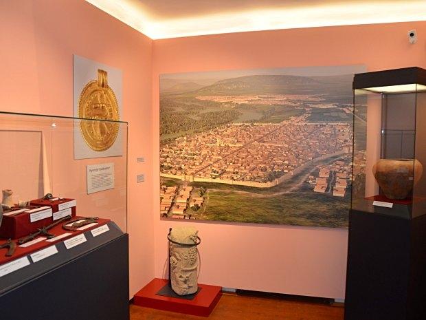 Ausstellung im Vino Versum Poysdorf