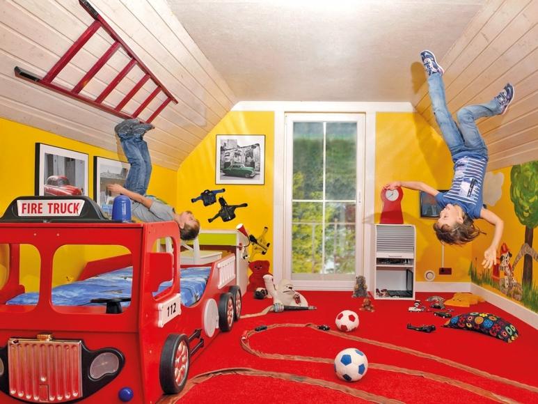 Vomperbach - Haus steht Kopf - Kinderzimmer