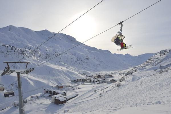 Zürs Ski Arlberg