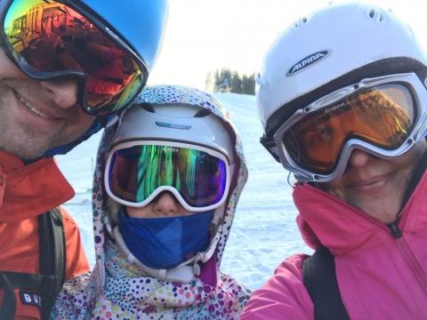 Mami-Check: Skigebiet Hauser Kaibling