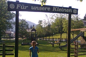 Abtenau Spielplatz, copyright: Diana