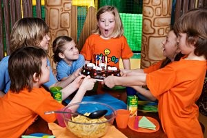 Kindergeburtstag im Lollipop im Atrio, copyright: Atrio