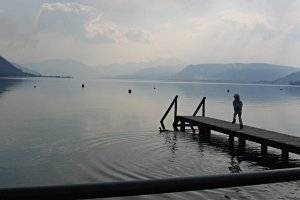 Attersee autofrei, copyright: Diana