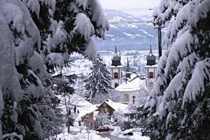 Winterwanderweg in Bildstein (c) Gemeinde Bildstein
