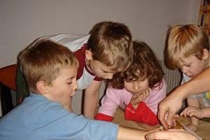 Kinder-Workshop in den Weihnachtsferien im Kunsthaus Bregenz (c) SK