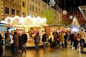 Weihnachtszauber in Bregenz (c) Udo Mittelberg