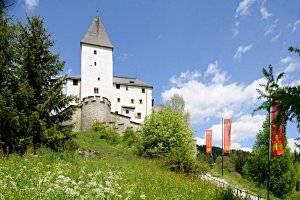 Burg Mauterndorf (c) Salzburger Burgen & Schlösser Betriebsführung