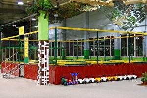 (c) Jungle Inddor Playland