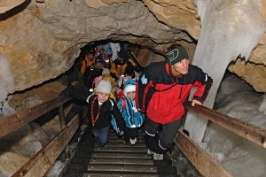 Eishöhle Dachstein, copyright: OÖ Seilbahnenholding