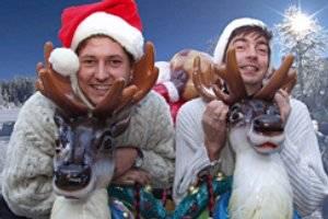 Sargfabrik - Danny&Gerry Our Christmas (c) Jacqueline Kacetl