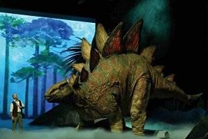 Dinosaurier im Reich der Giganten (c) http://www.dinosaurier-live.de