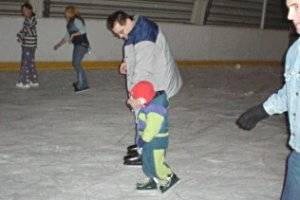 Arena Höchsterstraße: Eislaufen in Dornbirn (c) SK